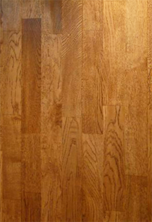 Stain Lacquered Engineered 3 Strip Oak Wood Flooring