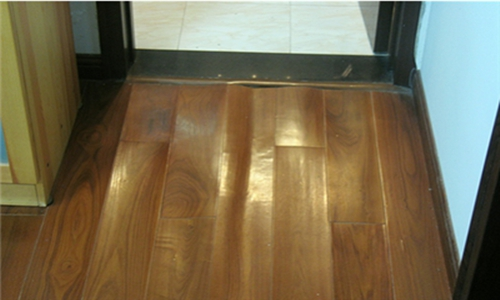 Why Wood Floor Warped